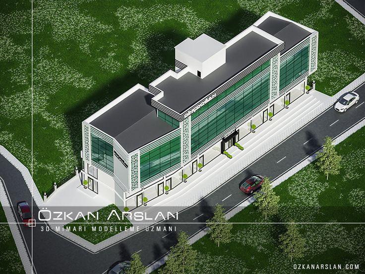Dinçdoğan İnşaat - İş Merkezi