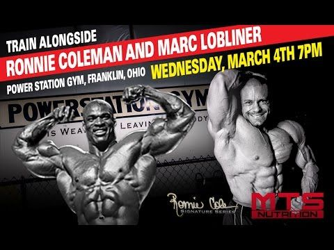 TigerFitness.com Booth at Arnold Classic PLUS Train with Ronnie Coleman and Marc Lobliner - http://supplementvideoreviews.com/tigerfitness-com-booth-at-arnold-classic-plus-train-with-ronnie-coleman-and-marc-lobliner/