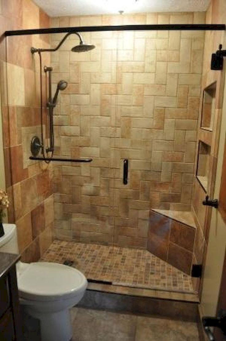 Best 25 Small Bathroom Showers Ideas On Pinterest  Small Amusing Bathroom Designs With Shower Design Inspiration