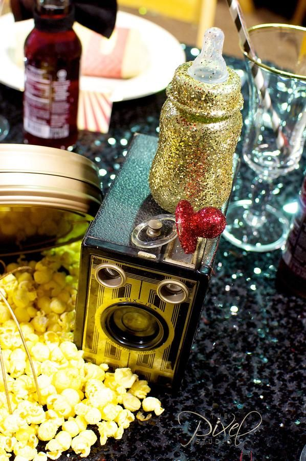 33 Best Hollywood Baby Shower Theme Images On Pinterest Shower