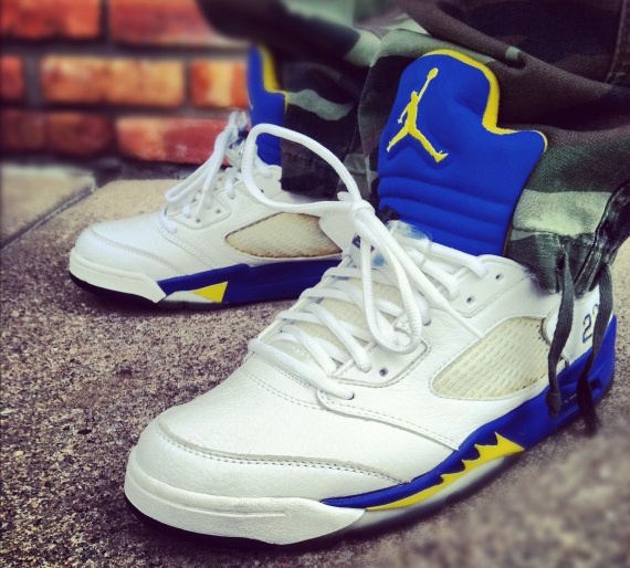 Air Jordan V 'Laney'
