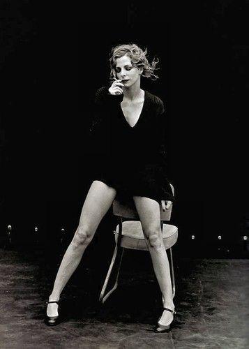 Vogue - Mylene Farmer - Sep 1999 by Peter Lindbergh