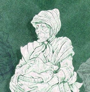 Las Lavandeiras son espíritus de la mitología gallega