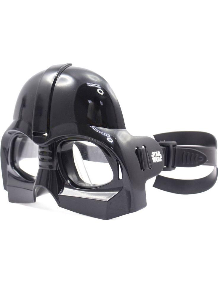 Masque de plongée Dark Vador - Star Wars enfant Cod.152992 | eBay