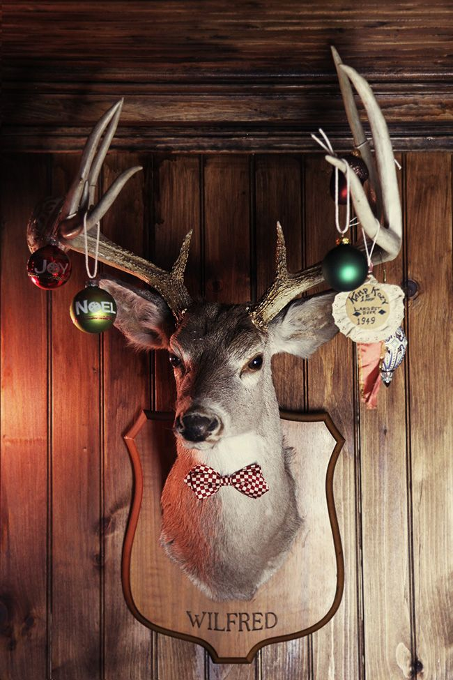 Charming Deer Decorations House Home Decorating Ideas