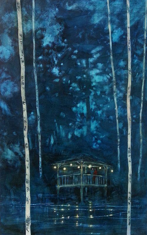 Meeting by the Water by Daniel Ablitt