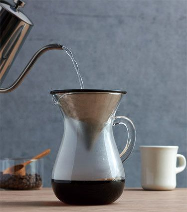 Slow Coffee Style 4-C coffee carafe set