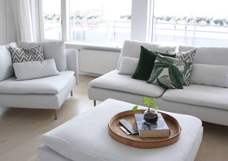ikea sofa on pinterest ikea couch ikea leather sofa and ikea. Black Bedroom Furniture Sets. Home Design Ideas