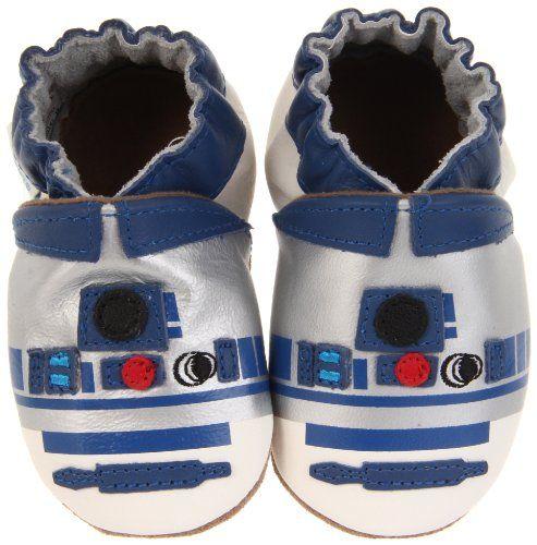 Baby Nerd shoes!