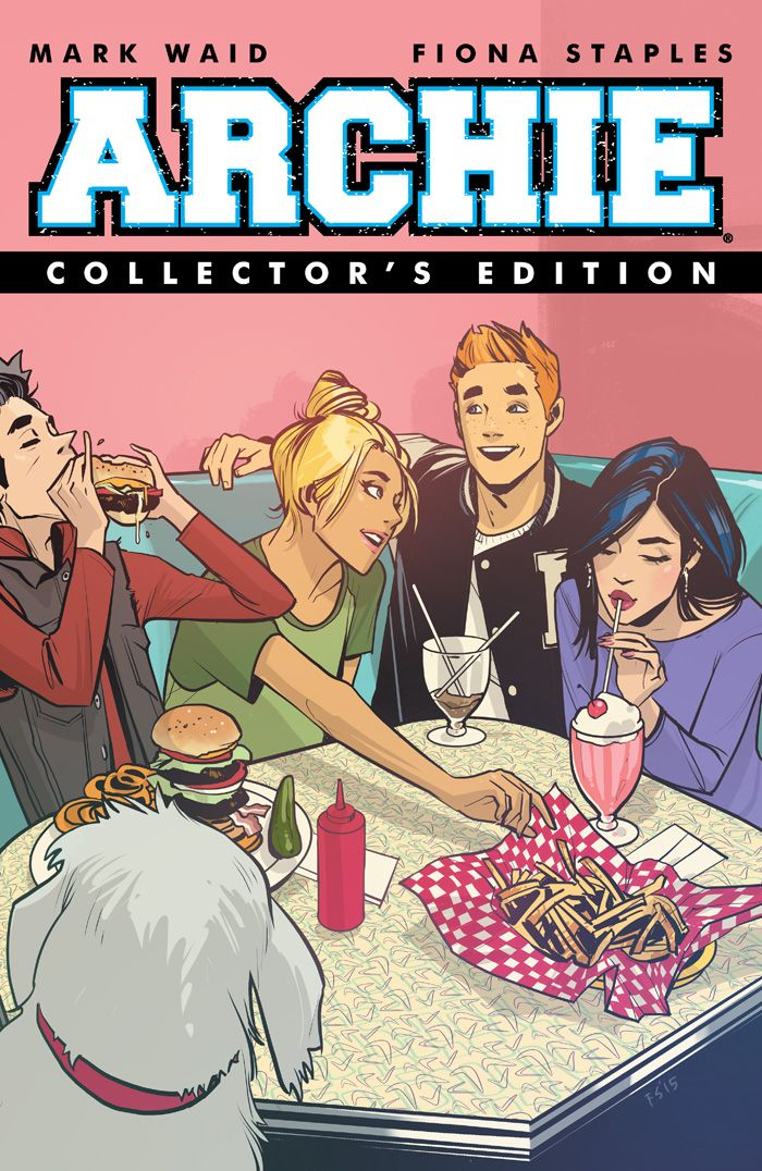 Preview the new Archie Comics on sale today, including ARCHIE: COLLECTOR'S EDITION! – Archie Comics