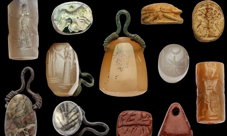 Treasure trove of more than 600 amulets found in Turkey