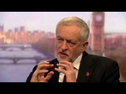 Jeremy Corbyn on Donald Trump's victory and Article 50 - Bernie Sanders ...