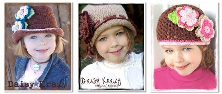 Album - chapeaux-pour-enfants-en-crochet -  plaisir du partage
