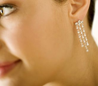 Rent these Chandler Earrings at adorn.com and save 10% with Promo Code: ADORNDEAL. This piece is perfect for ceremonies and holidays!
