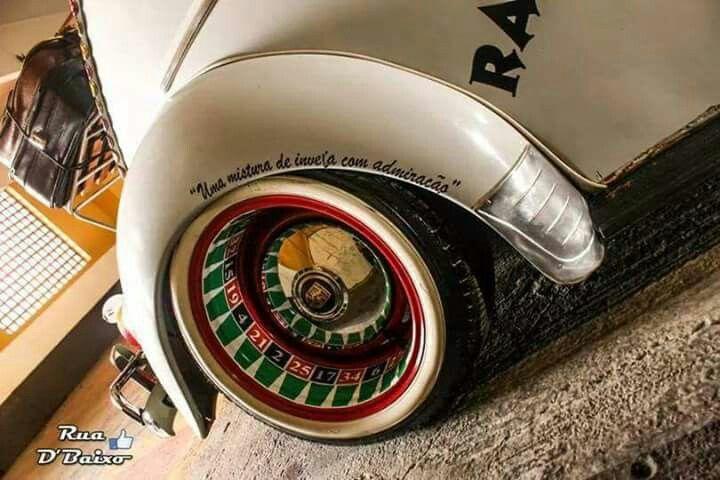 Vw Beetle wheel #Timbeta #BetaLab