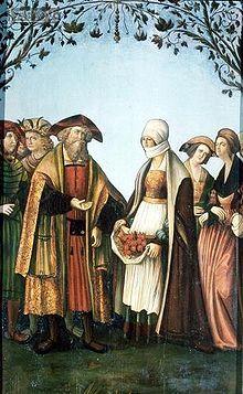 Louis IV, Landgrave of Thuringia - Wikipedia