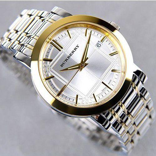 burberry BU1359 Two Tone women's watches