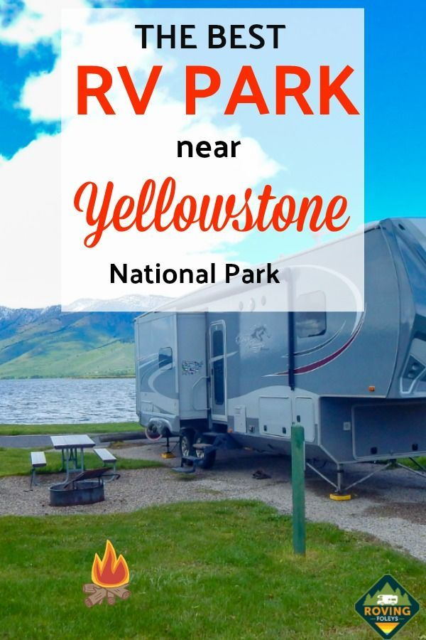 One Of Yellowstone National Parks Best Kept Secrets Rv Parks Campgrounds Yellowstone National Park Best Rv Parks