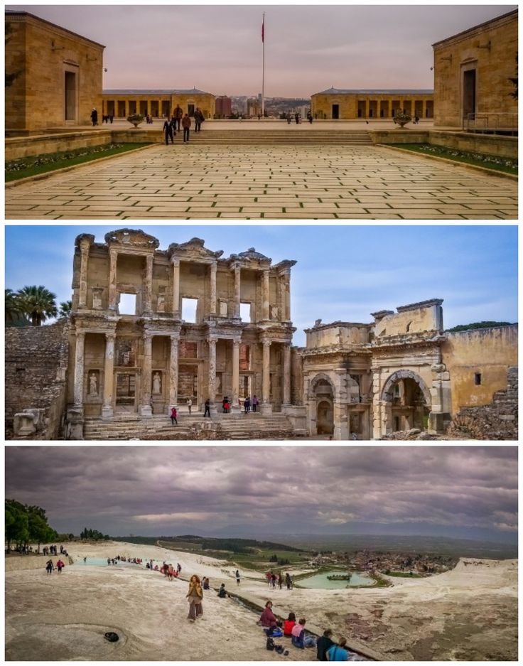 Turkish Delights Part 3: Ankara, Selcuk and Pamukkale http://www.allureofelsewhere.com/home/turkish-delights-part-3-ankara-selcuk-and-pamukkale