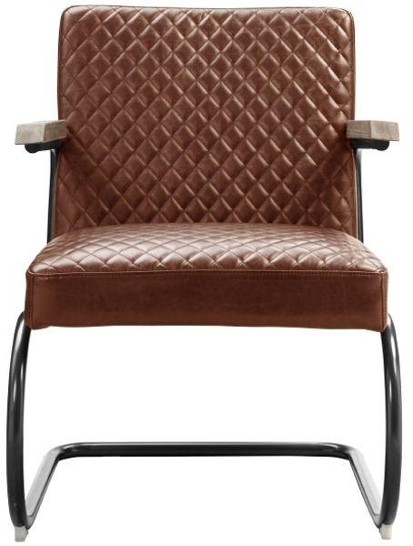 fauteuil aure profijt meubel, industrieel vintage design