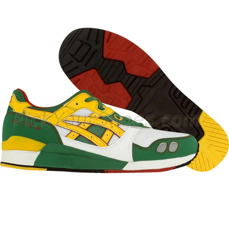 24 Best Images About Asics Gel Lyte Iii 3 On Pinterest