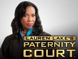 Lauren Lake's Paternity Court - Ellis vs. Coger (Season 2 Episode 35)