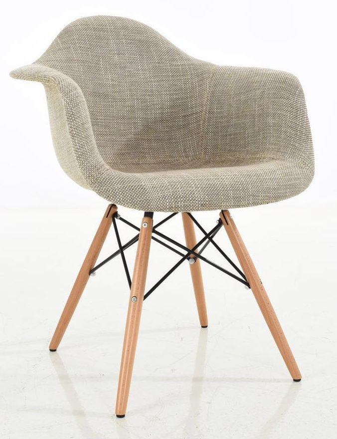 Eames Chair DAW Style XL Fabric