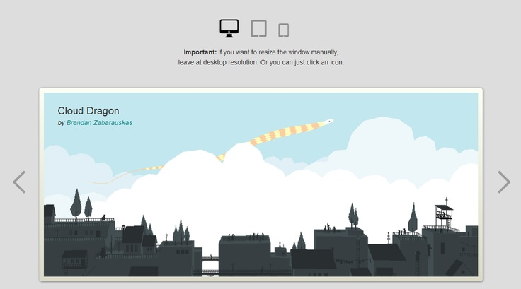 Responsive CSS3 Slider Without Javascript