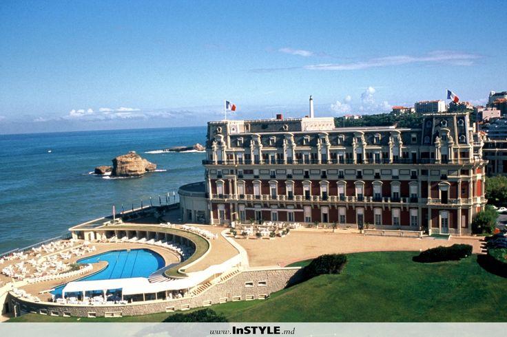 InSTYLE - Биарриц у океана есть свой дворец Voyage Travel http://www.instyle.md/?a=33