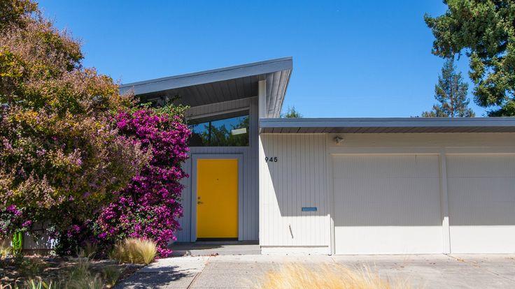 Palo alto eichler homes south bay eichlers eichler for Eichler homes for sale bay area