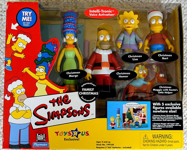 5 of the most iconic Simpsons toys ever made – IGN