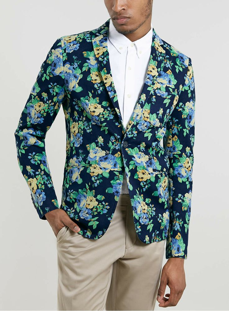 18 best Floral Blazers images on Pinterest