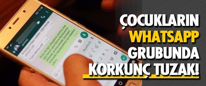 Günümüzde çocuklar tarafından yoğun bir şekilde kullanılan WhatsApp gibi anlık mesajlaşma uygulamaları, tehlikeli paylaşımların da zemini oluyor.