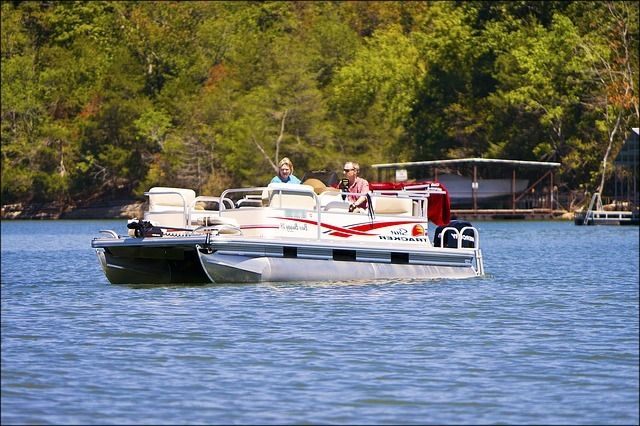 Hello fishing enthusiasts, If you are looking for a pontoon boat to purchase, then you should follow this article. It will help you choosing the best one.  http://trollingpowersolution.com/best-pontoon-boat/