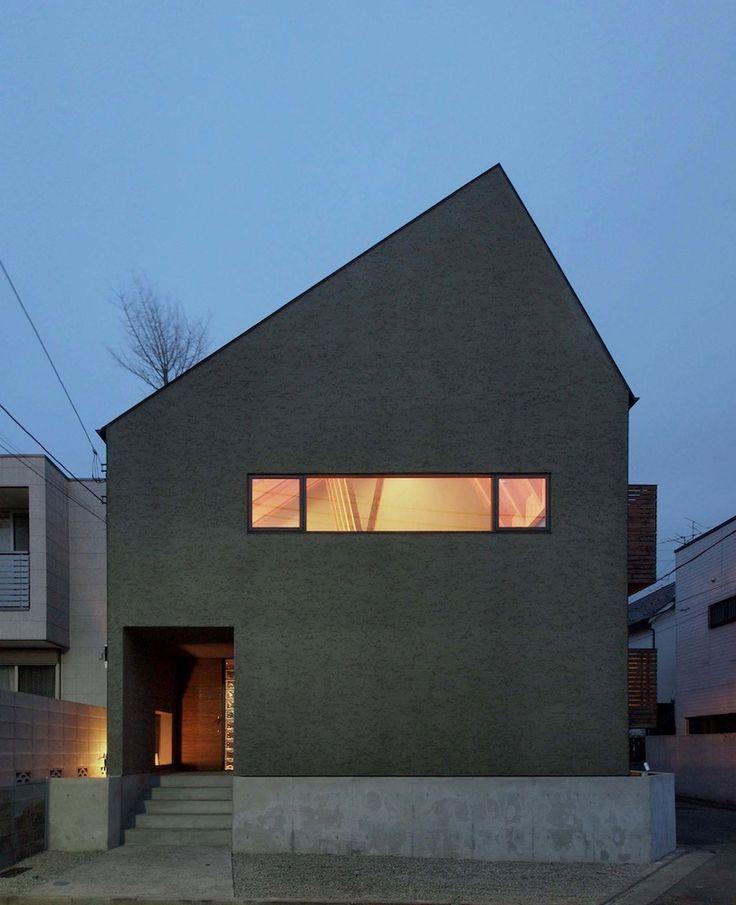 Fukasawa House   MDS / Kiyotoshi Mori & Natsuko Kawamura   Setagaya-Ku, Tokyo, Japan   2011