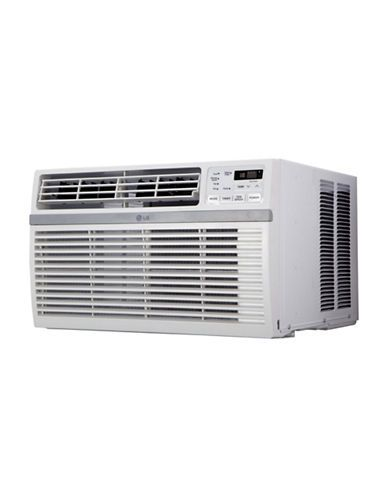 Lg 8000 BTU 115V Window-Mounted Air Conditioner with Remote Control Wo