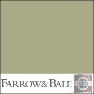 Ball Green Paint Color - Farrow And Ball