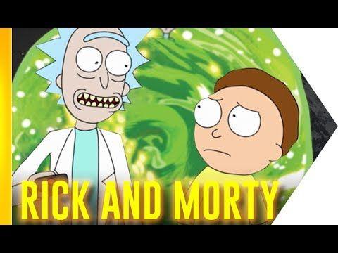 Rick and Morty: a série que você PRECISA assistir | OmeleTV