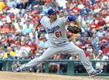 Dodgers' Josh Beckett throws no-hitter against Phillies