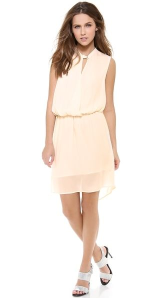 And B Signature Sleeveless Dress
