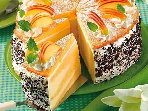 Geheime Rezepte: Apfelcreme-Schicht-Torte