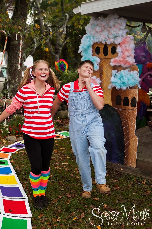 Candy Land Kids Costume Candy Land Halloween theme - Strawberry Park Campground -  CT Photographer Sassy Mouth