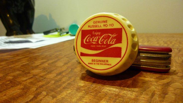 coca cola russell yoyo beginner