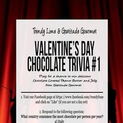 valentine day trivia facts