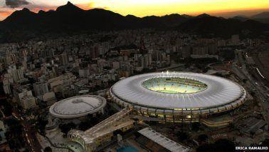 Rio de Janeiro Final Piala Dunia Brazil #Piala Dunia 2014, Stadion Maracana