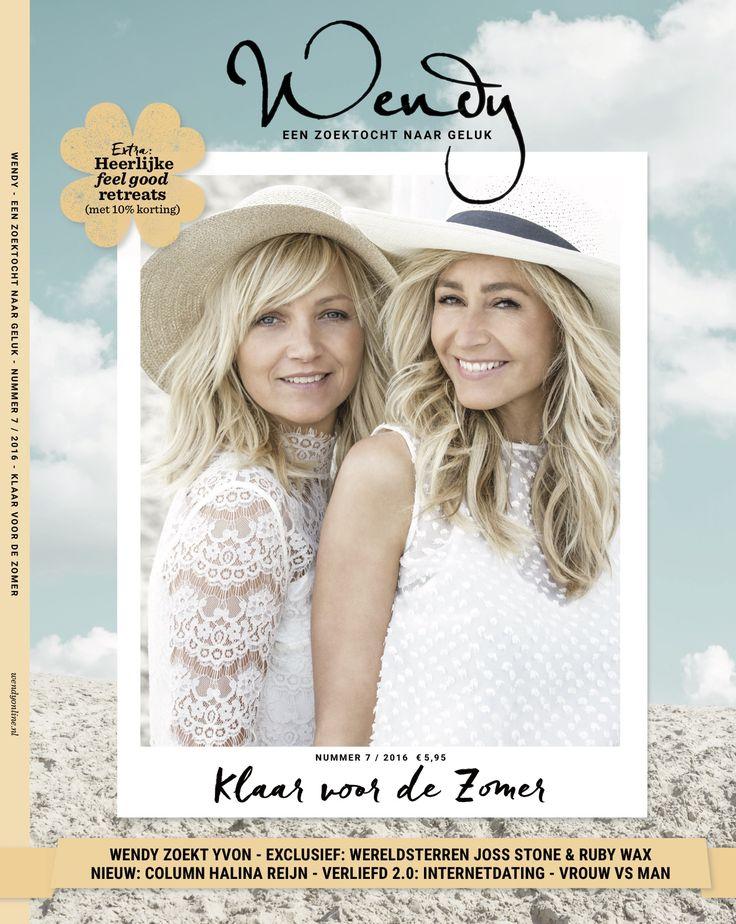 Wendy van Dijk en Yvon Jaspers l Editie 7