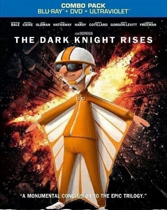 The ark knight rises