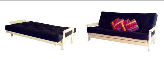 Studio Futon Sofa Bed or Bed Settee