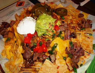 Chef Claudia´s Notebook: Nachos Súper Supremos!