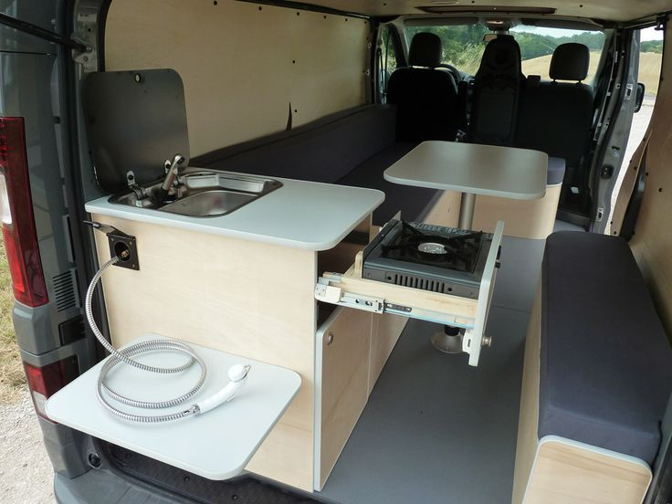 1000 id es sur le th me fourgon sur pinterest fourgon for Amenagement interieur camping car